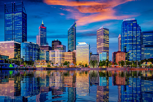 Article image for The key to revitalising Perth City revealed