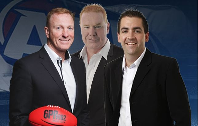 Article image for 6PR Football podcasts