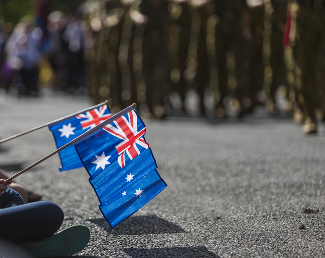 Article image for The long list of requirements to hold a COVID safe dawn service