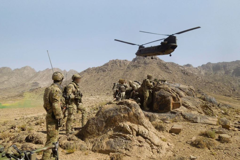 Article image for 'We dropped the ball': Former soldier questions Australia's involvement in Afghanistan war