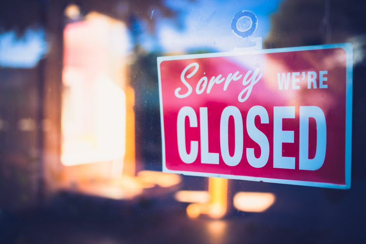 Article image for Small businesses unable to 'plan ahead' as end of lockdown looms