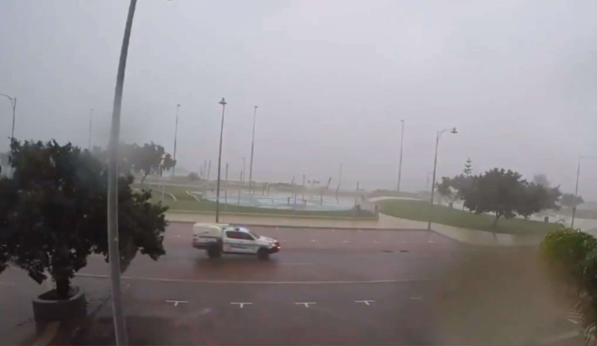 Article image for More than 31,000 homes without power after Cyclone Seroja lashes WA coast