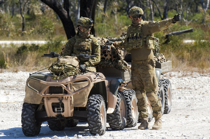 Article image for Why the multi-million dollar expansion of Australian military bases is 'overdue'