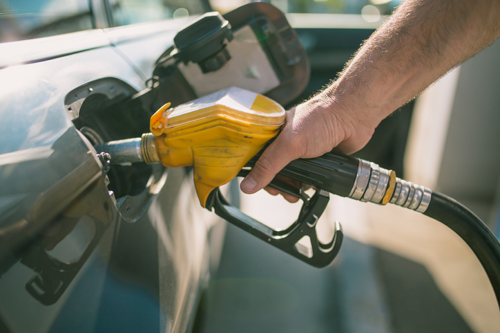 Article image for Petrol prices soar to three-year high