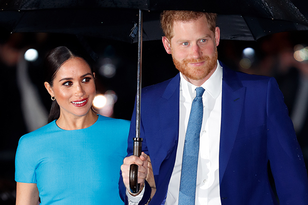 Article image for Harry and Meghan called into question over Prince Philip tribute