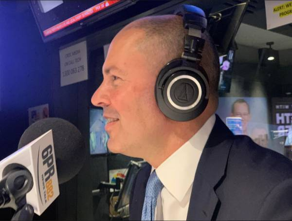 Article image for 'We have to give our public hope': Josh Frydenberg slams zero-COVID strategy