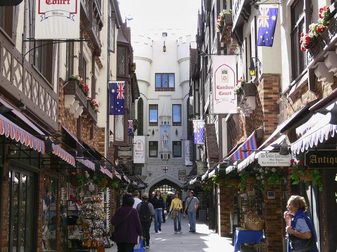 Historic Perth 'tourism hotspot' up for sale