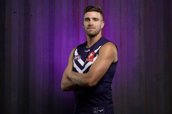 Article image for Why Luke Ryan is confident the Dockers can snap their Adelaide Oval hoodoo