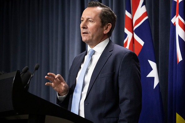 Article image for Mark McGowan calls for ban on India arrivals after virus jumps Perth hotel rooms