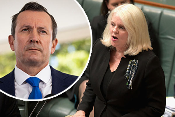 Article image for Home Affairs Minister slams Mark McGowan's 'tit for tat' approach on quarantine