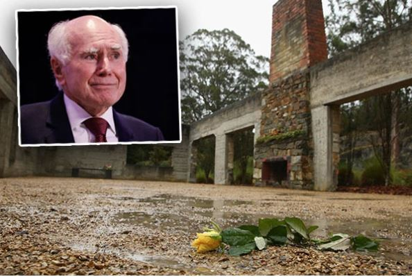 Article image for 25 YEARS ON | John Howard reflects on Port Arthur massacre