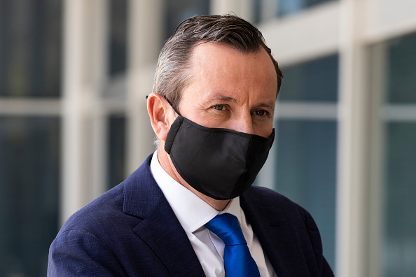 Article image for Premier Mark McGowan announces eased restrictions