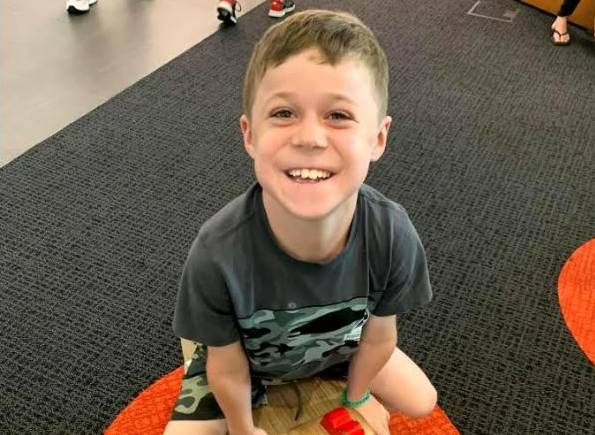 Article image for Perth family fight to save their son from rare disease
