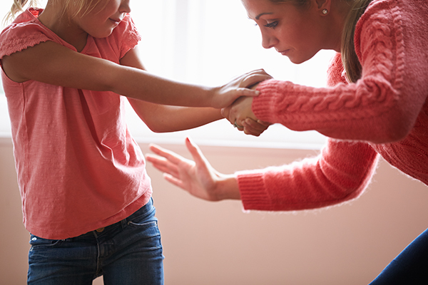 Article image for Why smacking children can 'traumatise' them