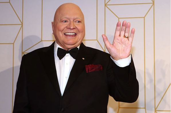 Article image for Bert Newton makes heartbreaking life or death decision to amputate leg