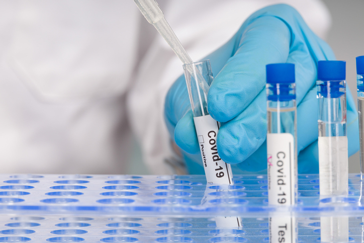 Article image for 'Down the gurgler': Two million COVID-19 tests to expire this month