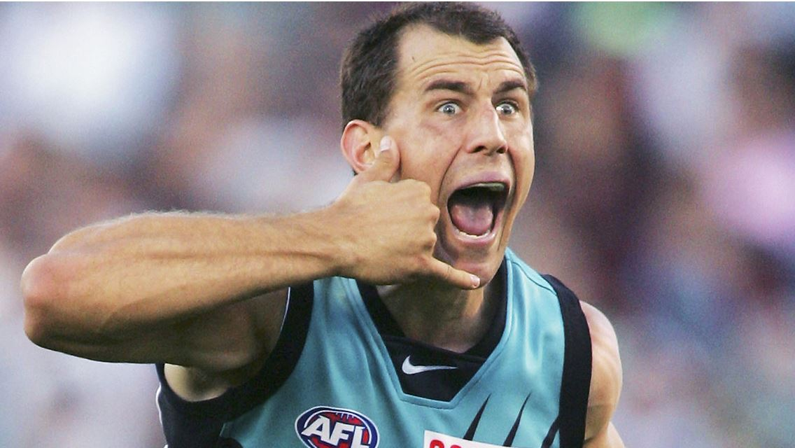 Article image for Port Adelaide legend Warren Tredrea chats to the 6PR team