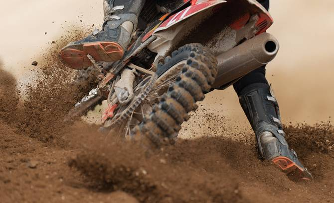 Article image for What's fueling the massive surge in dirt bike sales