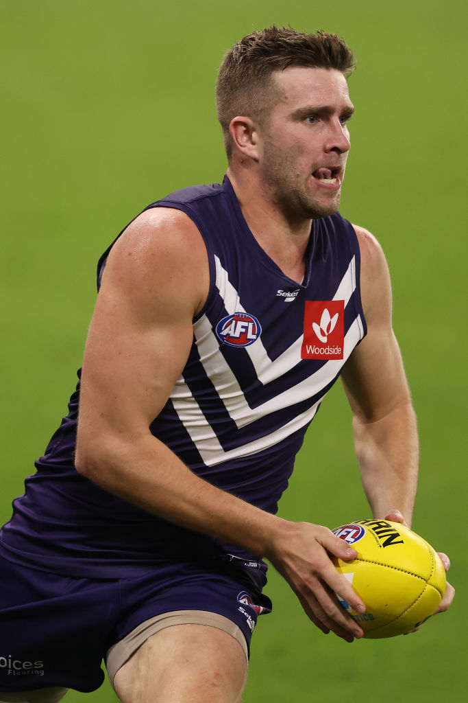 Article image for Luke Ryan rules himself out of Essendon clash