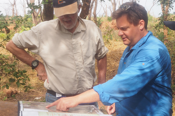 Article image for Manas Resources: A 30m long, high-grade, shallow gold intersection in Africa begging for follow up