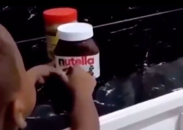 Article image for WHAT'S TRENDING | Hilarious Nutella mistake