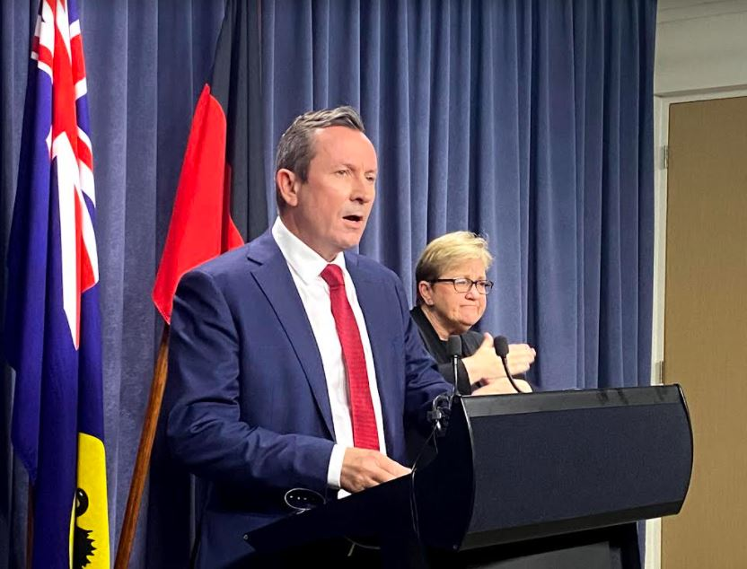 Article image for Premier reveals eased restrictions for Perth and Peel