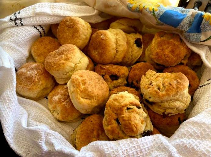 Article image for Australia's Biggest Morning Tea: The secret to the perfect scone