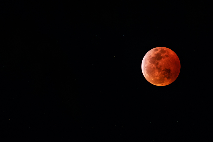 Article image for How to see the rare super blood moon in WA