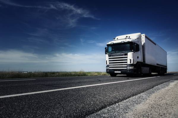 Article image for New research predicts grim future for truck drivers