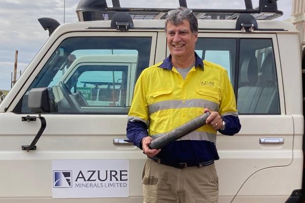 Azure Minerals: A 42m nickel/copper drill hit in the Pilbara
