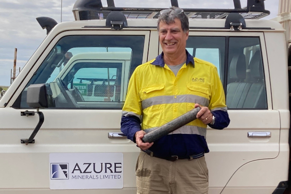 Article image for Azure Minerals: A 42m nickel/copper drill hit in the Pilbara