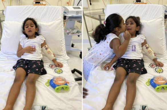 Article image for Young girl medically evacuated from Christmas Island to Perth