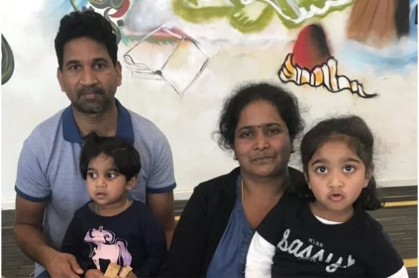 Article image for Biloela family to reside in Perth in community detention
