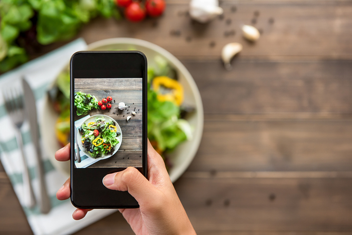 How photos of your food could help you lose weight