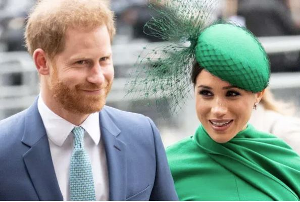 'Horrible vultures': Peter Ford slams Harry and Meghan's baby name decision