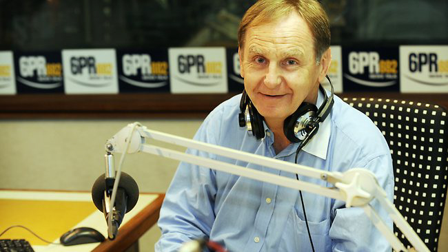 Article image for Hundreds turn out to farewell 'king of talkback' Howard Sattler