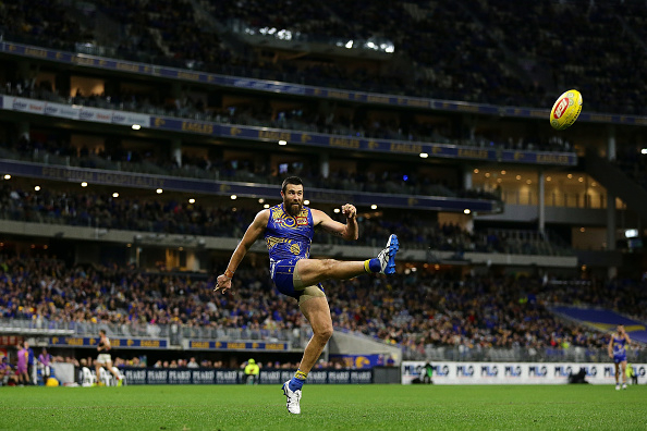 Article image for Josh Kennedy reveals what's behind the Eagles' fadeouts