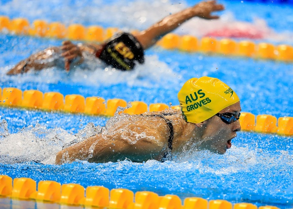 Article image for Swimmer Maddie Groves quits Olympic trials because of 'misogynistic perverts'