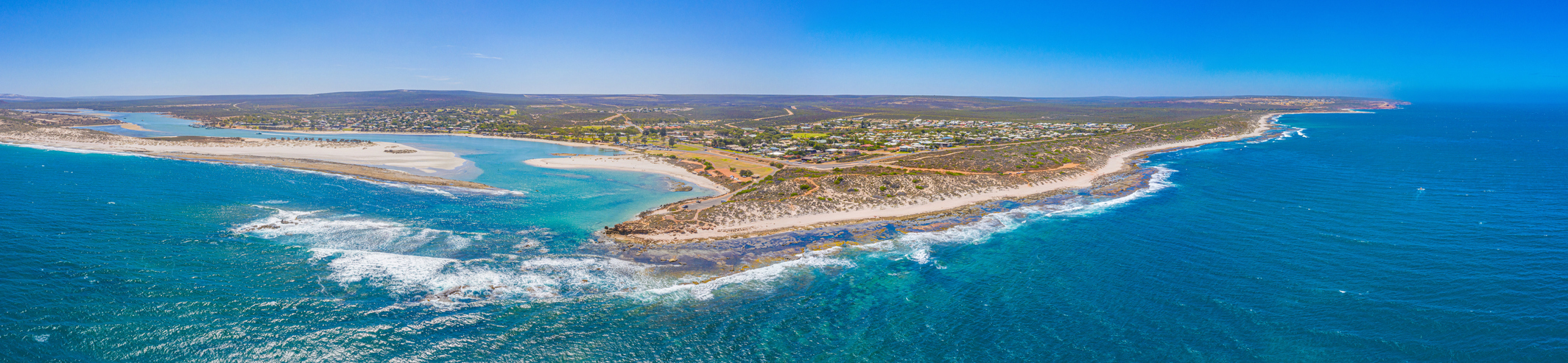 Article image for Search resumes for kite surfer missing off Kalbarri
