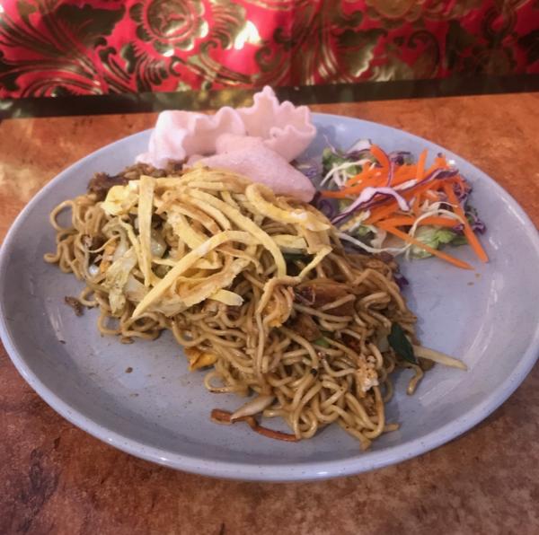 Nasi Bali - Mi Goreng