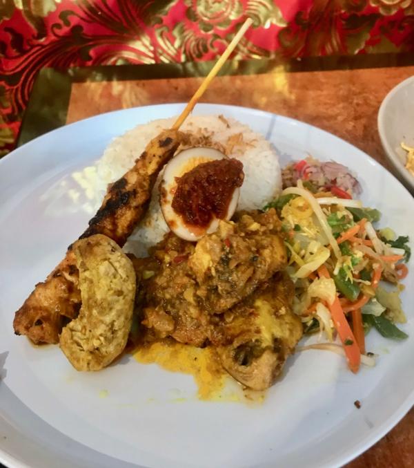 Nasi Bali - Nasi Campur