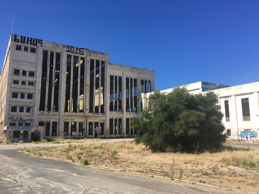 Article image for Why the sale of the South Fremantle Power Station 'raises red flags'