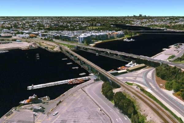 Article image for Community plea to save historic Fremantle bridge