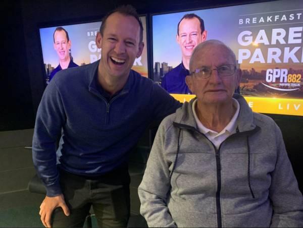 Article image for West Aussie Greats   Vietnam War veteran John O'Halloran
