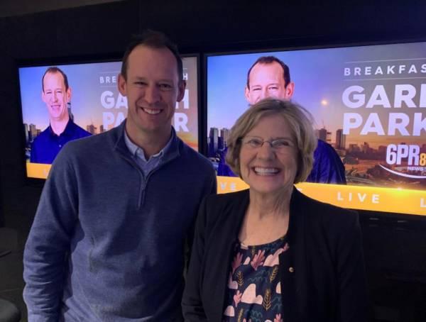 West Aussie Greats   Professor Lyn Beazley