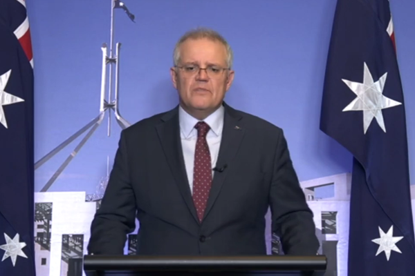 PM announces AstraZeneca indemnity, mandatory vaccination in aged care