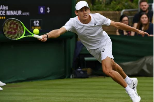Article image for Australian Olympic tennis star Alex de Minaur tests positive to COVID-19
