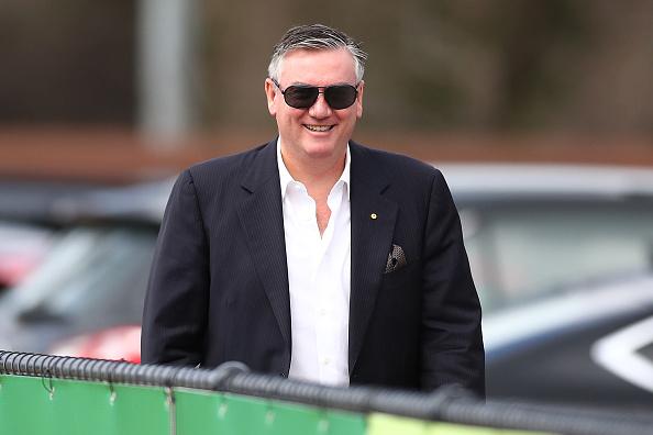 Article image for Eddie McGuire backs Perth-based AFL finals hub