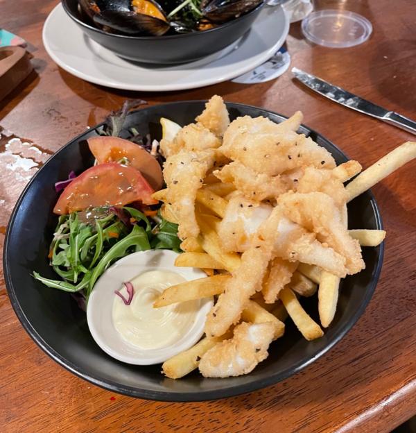 Finlay's - Calamari