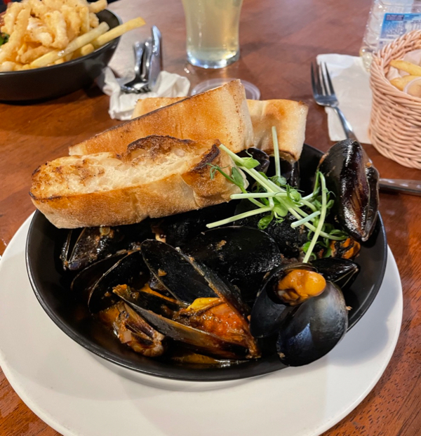 Finlay's - Chilli Mussels